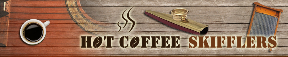Logo Hot Coffee Skifflers